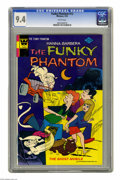Bronze Age (1970-1979):Cartoon Character, The Funky Phantom #12 (Whitman, 1974) CGC NM 9.4 White pages. Pricequoted is for the Gold Key edition. Overstreet 2005 NM- ...