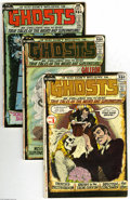 Bronze Age (1970-1979):Horror, Ghosts Group (DC, 1971-80) Condition: Average VG+. This groupincludes #1 (two copies), 2, 3, 4, 8, 13, 14, 24 (two copies),...(26 Comic Books)