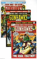 Bronze Age (1970-1979):Western, Gunhawks #1-7 Group (Marvel, 1972-73) Condition: FN/VF. This group contains issues #1, 2, 3, 4, 5, 6, and 7. Issue #1 begins... (7 Comic Books)