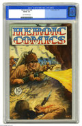 Golden Age (1938-1955):Adventure, Heroic Comics #28 (Eastern Color, 1945) CGC FN/VF 7.0 Tan to off-white pages. Painted cover. Overstreet 2005 FN 6.0 value = ...