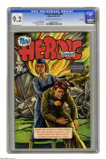 Golden Age (1938-1955):Non-Fiction, Heroic Comics #68 File Copy (Eastern Color, 1951) CGC NM- 9.2 Creamto off-white pages. H. C. Kiefer cover. Harold LeDoux, E...