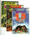 Bronze Age (1970-1979):Horror, House of Mystery Group (DC, 1972-74) Condition: FN+. This groupincludes #199 (two copies), 200, 202, 207, 208, 214, 215, 21... (10Comic Books)