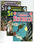 Bronze Age (1970-1979):Horror, House of Secrets Group (DC, 1973-78) Condition: Average FN+. Thisgroup includes #104 (VF), 106 (VF), 107 (VF), 109, 110, 11... (15Comic Books)
