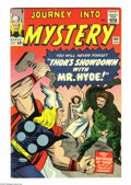 Silver Age (1956-1969):Superhero, Journey Into Mystery #100 and 109 Group (Marvel, 1964) Condition: Average VG/FN. This group consists of two comics: #100 (Th... (2 Comic Books)