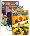 Bronze Age (1970-1979):Western, Weird Western Tales #14, 15, 22, and 27 Group (DC, 1972-75) Condition: Average VF/NM. This group consists of four comics: #1... (4 Comic Books)