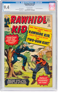 Silver Age (1956-1969):Western, Rawhide Kid #40 (Marvel, 1964) CGC NM 9.4 Off-white pages....