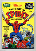 Books, Fireside Book Series: Best of Spidey Super Stories (Simon andSchuster, 1978) Condition: NM-. Softcover. Overstreet 2005 NM-...