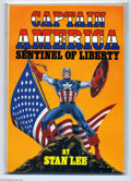 Books, Fireside Book Series: Captain America, Sentinel of Liberty (Simonand Schuster, 1979) Condition: NM. Softcover. Overstreet 2...