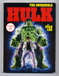 Books, Fireside Book Series: The Incredible Hulk (Simon and Schuster,1978) Condition: VF-. Softcover edition. Overstreet 2005 VF 8...