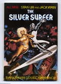 Books, Fireside Book Series: The Silver Surfer (Simon and Schuster, 1978)Condition: NM-. By Stan Lee and Jack Kirby. Cover by Earl...