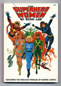 Books, Fireside Book Series: The Superhero Women (Simon and Schuster, 1977) Condition: NM-. Softcover. John Romita Sr. cover. Overs...