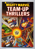Books, Mighty Marvel Team-Up Thrillers (Marvel, 1983) Condition: NM-. JackKirby, Steve Ditko, John Buscema, John Byrne, Don Heck, ...