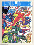 Books, The Steranko History of Comics Volume #1 (Supergraphics, 1970) Condition: VF/NM. One of the earliest and one of the best vol...