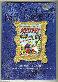 Marvel Masterworks #14 and 18 Group (Marvel, 1990-91) Condition: NM. This group includes #14 (Thor stories from Journey...