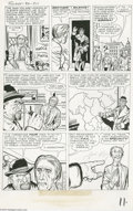 Original Comic Art:Panel Pages, Jack Kirby and Dick Ayers - Journey into Mystery #80, page 2Original Art (Marvel, 1962)....