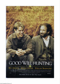 """Movie Posters:Drama, Good Will Hunting (Miramax, 1997). One Sheet (27"""" X 41""""). This is an original, theater used poster for this drama that was d..."""