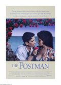 """Movie Posters:Romance, Il Postino (Miramax, 1994) One Sheet (27"""" X 41""""). This is an original, theater used poster for this romantic drama that was..."""