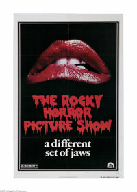 "Rocky Horror Picture Show (20th Century Fox, 1975). One Sheet (27"" X 41""). This is a vintage, theater used pos..."