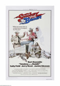 """Movie Posters:Comedy, Smokey and the Bandit (Universal, 1977). One Sheet (27"""" X 41""""). This is a folded, vintage, theater used poster for this come..."""