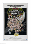 "Movie Posters:Documentary, That's Entertainment II (MGM, 1976) One Sheet (27"" X 41""). This is a vintage, theater used poster for this MGM musical docum..."
