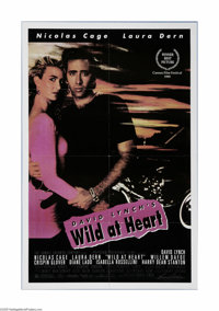 """Wild at Heart (Samuel Goldwyn Company, 1990). One Sheet (27"""" X 41""""). This is an original, theater used poster..."""