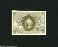 Fractional Currency:Second Issue, Fr. 1283 25c Second Issue Gem New. Wide margins encompass this note that has a partial plate number in the upper left-hand c...