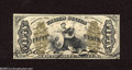 Fractional Currency:Third Issue, Fr. 1356 50c Third Issue Justice New. Here is a nice autographed Justice Fractional that unfortunately must have been torn b...