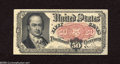 Fractional Currency:Fifth Issue, Fr. 1380 50c Fifth Issue Very Fine. Here is a nice 'Bob Hope'Fractional....