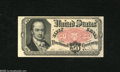 """Fractional Currency:Fifth Issue, Fr. 1381 50c Fifth Issue Choice New. Scrutiny does not uncover anycirculation folds on this """"Bob Hope"""" note...."""