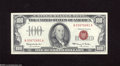 Small Size:Legal Tender Notes, Fr. 1550 $100 1966 Legal Tender Note. Extremely Fine-About Uncirculated. A nicely centered specimen with two folds, one of...