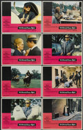"""Movie Posters:Crime, The Thomas Crown Affair (United Artists, 1968). Lobby Card Set of 8(11"""" X 14""""). Crime.... (Total: 8 Items)"""