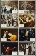 """Movie Posters:Musical, Funny Girl (Columbia, 1968). Lobby Card Set of 8 (11"""" X 14""""). Musical.... (Total: 8 Items)"""