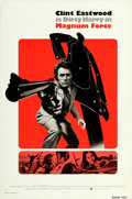 """Movie Posters:Action, Magnum Force (Warner Brothers, 1973). International One Sheet (27""""X 41""""). From the collection of David Frangioni,..."""