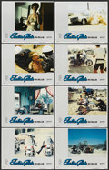 "Movie Posters:Cult Classic, Electra Glide in Blue (United Artists, 1973). Lobby Card Set of 8(11"" X 14""). Cult Classic.... (Total: 8 Items)"