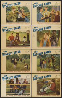 """The Biscuit Eater (Paramount, 1940). Lobby Card Set of 8 (11"""" X 14""""). Drama.... (Total: 8 Items)"""