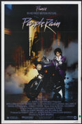 "Movie Posters:Rock and Roll, Purple Rain (Warner Brothers, 1984). One Sheet (27"" X 41""). Rockand Roll...."