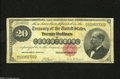 Large Size:Gold Certificates, Fr. 1178 $20 1882 Gold Certificate Fine. After President Garfield was assassinated in 1881, his portrait was placed on the n...