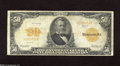 Large Size:Gold Certificates, Fr. 1199 $50 1913 Gold Certificate Fine. A little edge roughness is all that is seen on this note....