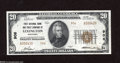 National Bank Notes:Kentucky, Lexington, KY - $20 1929 Ty. 2 The Lexington City NB Ch. # 906 Thisnote from the third title for the bank is in Choi...