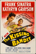 "Movie Posters:Comedy, The Kissing Bandit (MGM, 1948). Folded, Fine/Very Fine. One Sheet(27"" X 41""). Comedy.. ..."