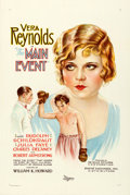 """Movie Posters:Sports, The Main Event (Pathé, 1927). One Sheet (27"""" X 41""""). From the Collection of Frank Buxton, of which the sale's proceeds wil..."""