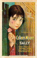 """Movie Posters:Comedy, Sally (First National, 1925). One Sheet (27"""" X 41.5"""") PortraitStyle. From the Collection of Frank Buxton, of which thesa..."""