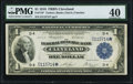 Fr. 719* $1 1918 Federal Reserve Bank Note PMG Extremely Fine 40