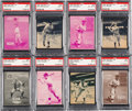 Baseball Cards:Lots, 1934-36 Batter-Up PSA-Graded Collection (11). ... (Total: 11 items)