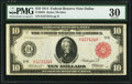 Fr. 902b $10 1914 Red Seal Federal Reserve Note PMG Very Fine 30