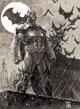 Jim Lee - Batman Painting Original Art (DC, 2017).... (1)