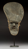 Tribal Art, A Congo Mask Height:  22 inches...