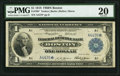 Fr. 708* $1 1918 Federal Reserve Bank Note PMG Very Fine 20