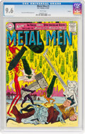Silver Age (1956-1969):Superhero, Metal Men #1 Curator Pedigree (DC, 1963) CGC NM+ 9.6 White pages....