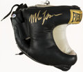 Boxing Collectibles:Autographs, Mike Tyson Signed Everlast Headgear. ...
